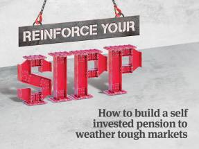 Building financial security with your Sipp