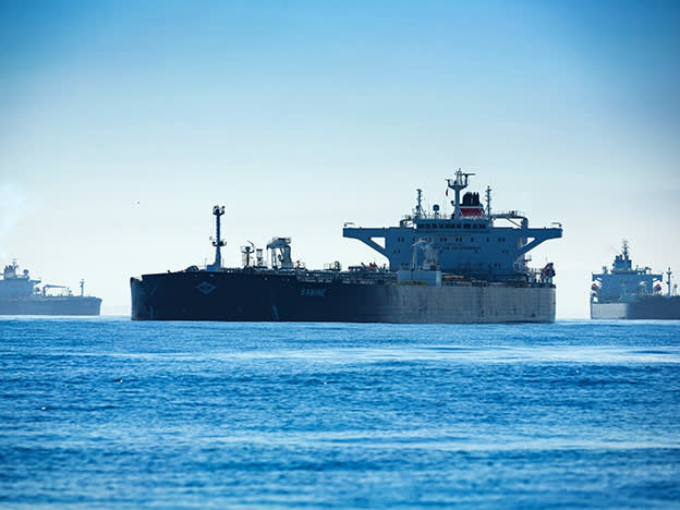 US tanker stocks are set to surge – here's why