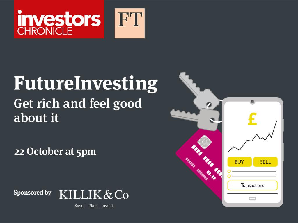 Future Investing 22 October
