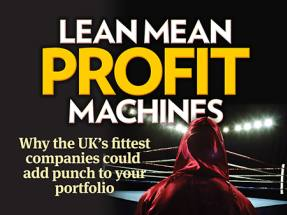 Lean, mean profit machines
