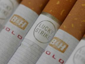 Tobacco shares hardest hit in 2018
