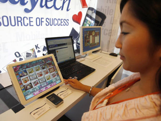 Playtech grows in regulated markets