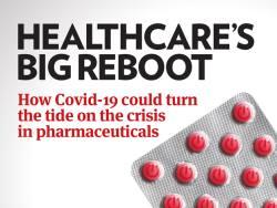 Healthcare's big reboot