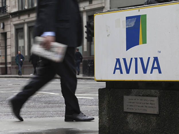 Aviva UK insurance chief tops up