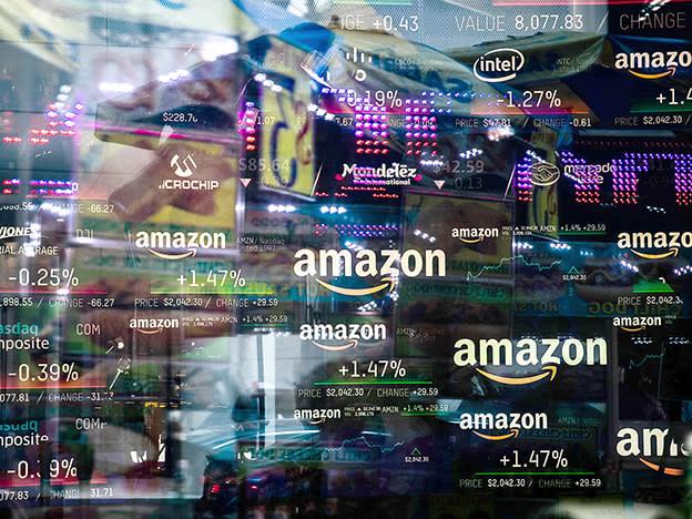 Walmart targets Amazon