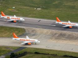 easyJet to land first ever annual loss
