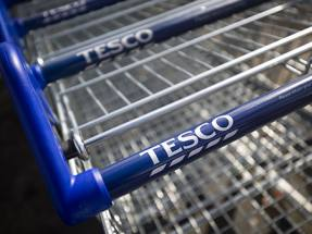 Tesco like-for-like growth slows