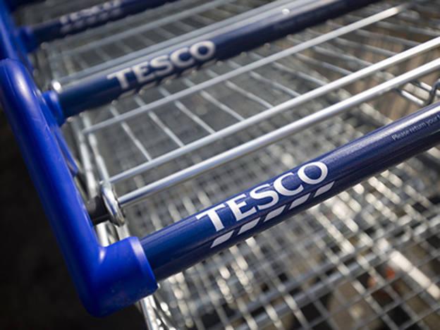 Tesco like-for-like growth slows