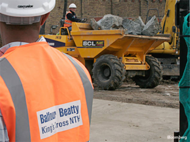 Balfour Beatty builds margins
