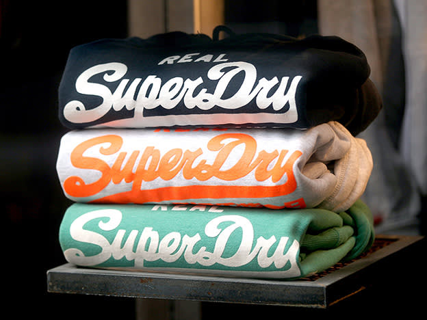 Superdry's superman to the rescue?