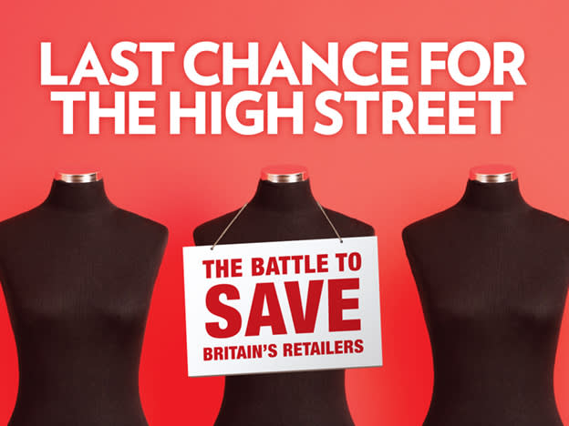 Last chance for the high street