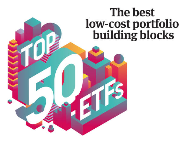 Top 50 ETFs 2019: Core ETFs