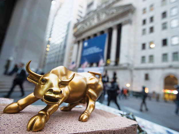 Yes, Wall Street matters