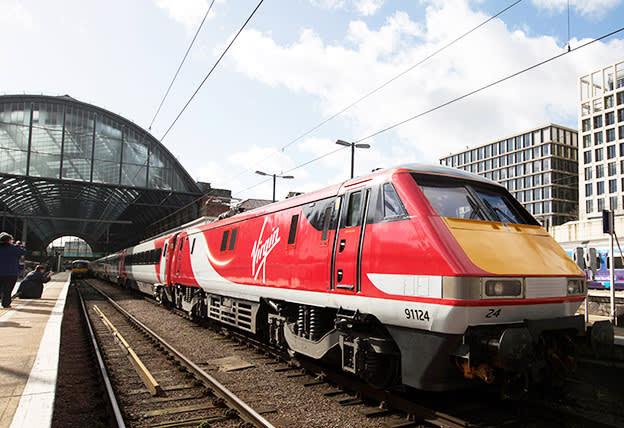 Trainline hit by West Coast shake-up