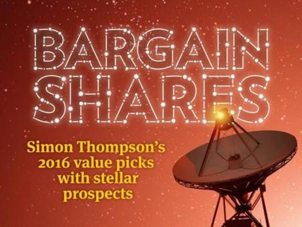 Bargain shares portfolio half-year report