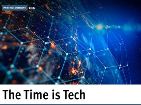 Partner content: Decoding the Markets – The Time is Tech