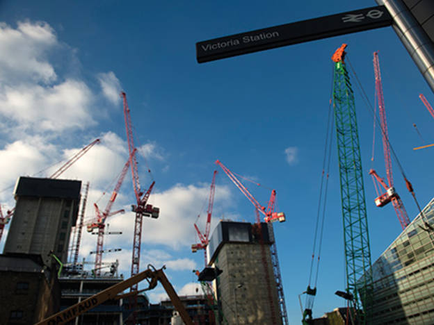 Land Securities ups development despite retail woes