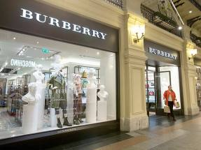 Covid-19 hits Burberry sales