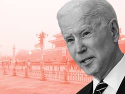 Lessons from history: Biden takes tough line on China