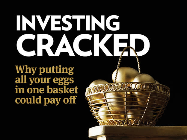 Investing cracked