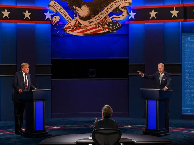 Market Outlook: US Presidential debate farce, Compass lockdown worries, Shell, William Hill & more