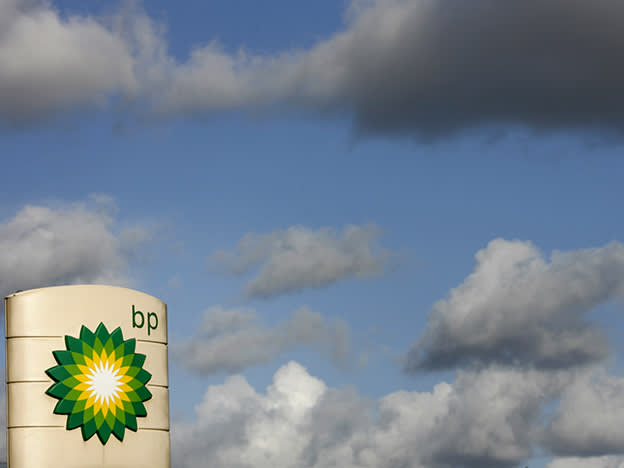 BP's output, profits and debt all rise