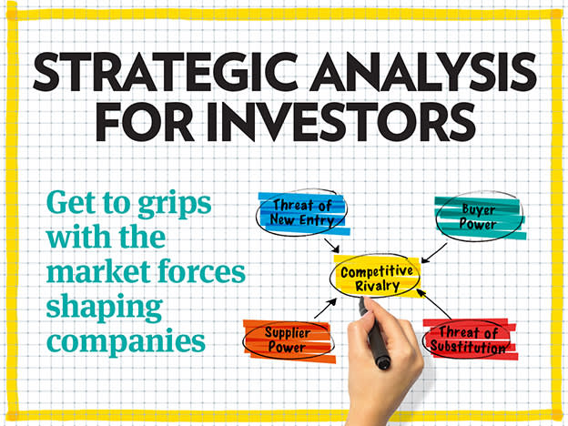 Strategic analysis for investors