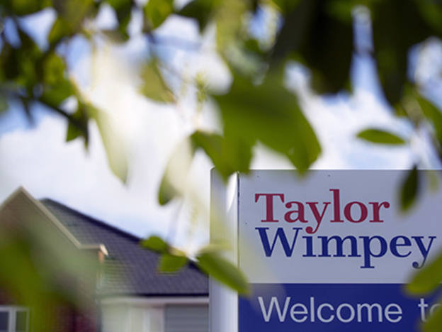 Taylor Wimpey posts solid end to year