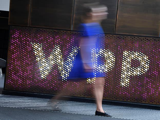 WPP reboots dividend