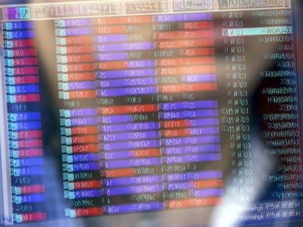 A tracker fund bubble?