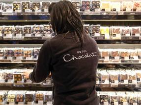 Hotel Chocolat firing on all fronts