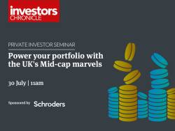 Power your portfolio with the UK's mid-cap marvels 30 July 2020
