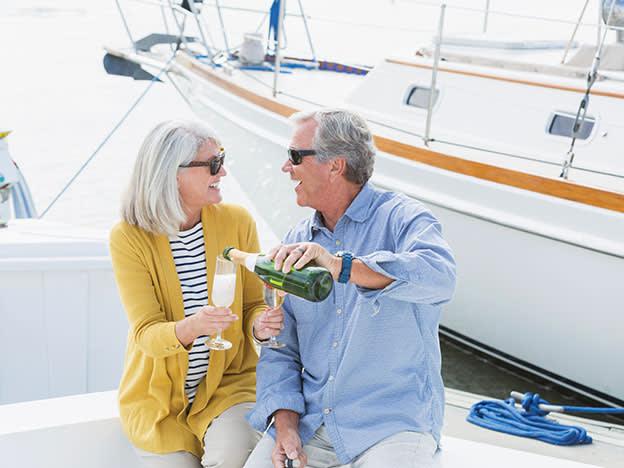 A comfortable retirement