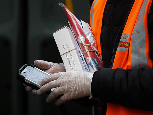 Royal Mail: return to sender