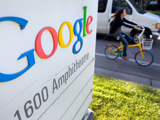 Google hit by record fine