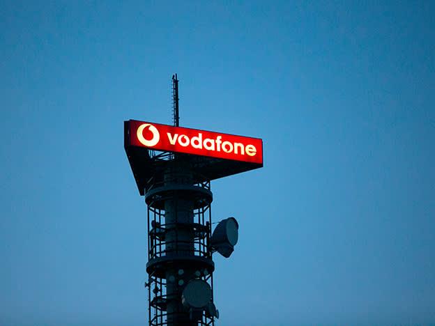 Vodafone Dividend