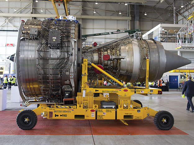 Rolls-Royce tumbles further as £2bn rights issue unveiled