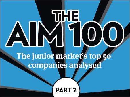 The Aim 100 2015: 10-1