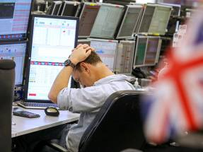 Market Outlook: Stocks weaker as manufacturing PMIs weaken