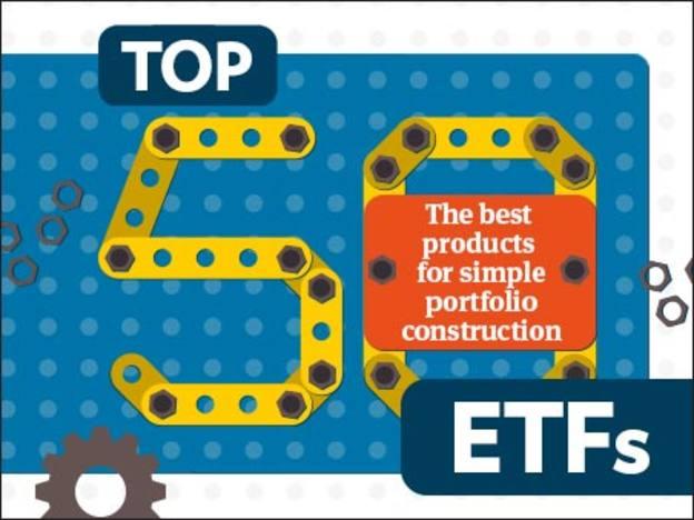 Top 50 ETFs