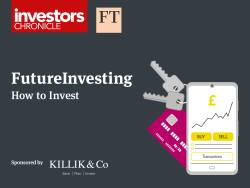 Future Investing - How to invest 1 September 2020