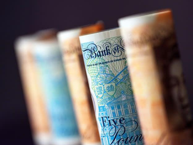 Cash in on De La Rue's reversal