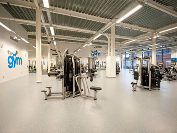 Gym's major expansion plans