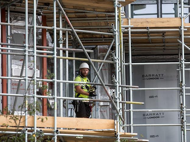 Barratt Developments' investors may want to temper enthusiasm