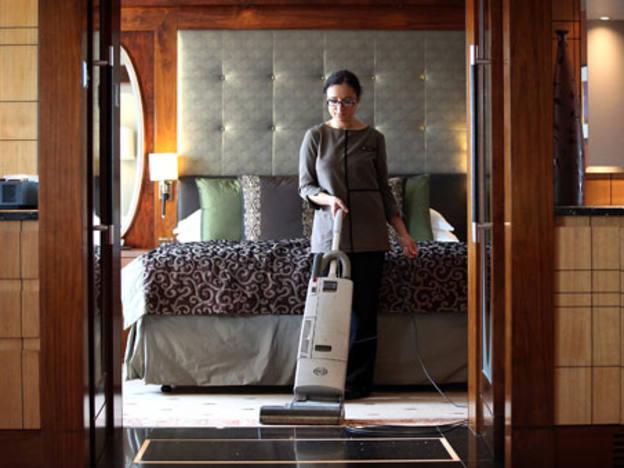 Occupancy rates drop at InterContinental Hotels