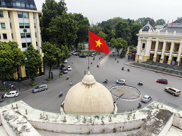 Buy Vietnam's rapid development on the cheap