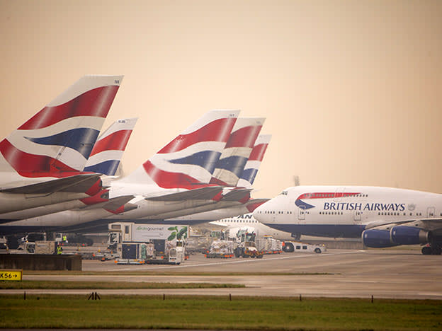 The three things stopping airline shares from taking off