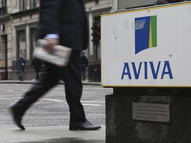 Aviva resumes dividends as capital holds up