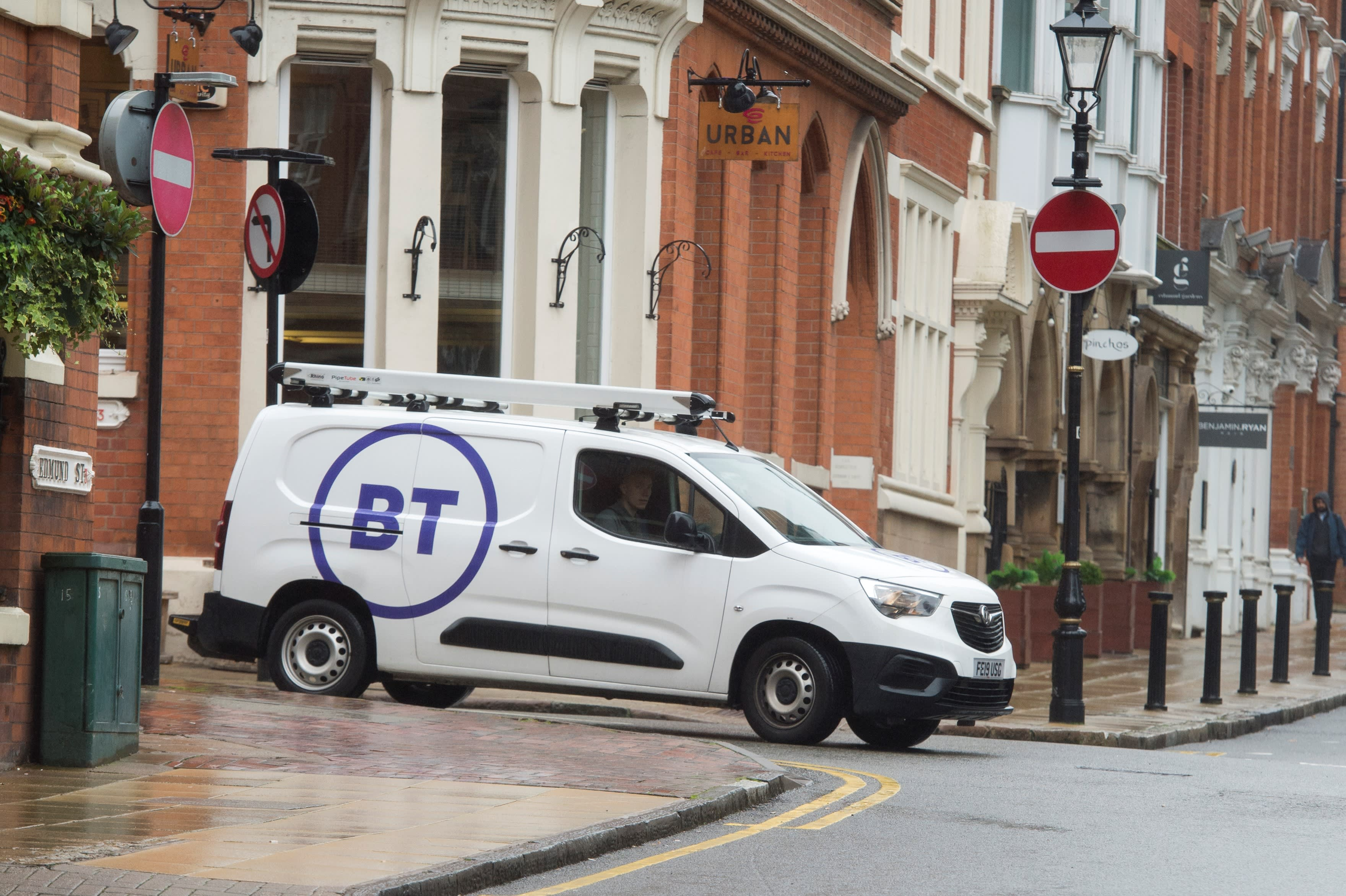 BT's pandemic pressures are not perpetual