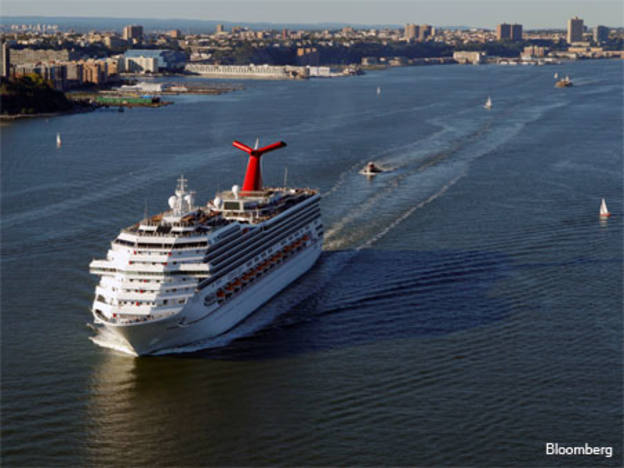 Carnival downgrades full-year expectations
